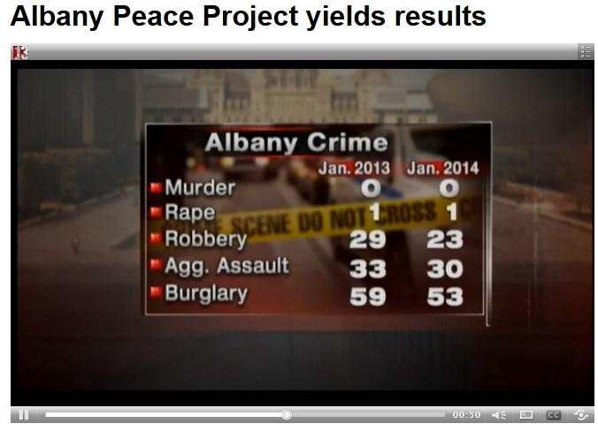 WNYT APP yeilds results screen shot