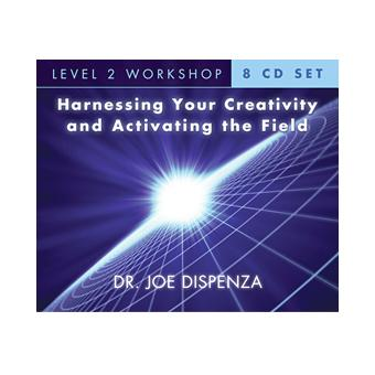 L2 Workshop: Harnessing Your Creativity and Activating the Field (8-CD Set)