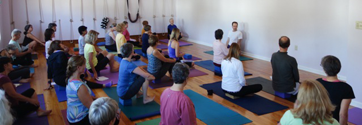 12:00 PM - Yoga Loft (Albany) - Meditation