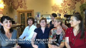8.27.18 Global Peaceful Cities Project Volunteers ...Well, Some Of Them!