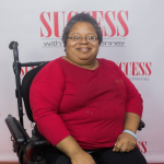 8.9.19 Day 7 - Shameka Andrews, Disability Advocate and Consultant