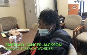 Day 6 - Emerald Cancer-Jackon, SNUG Anti-Violence Worker